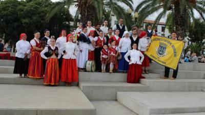 Grupo Folclórico Quinta Grande actua em Torres Novas