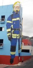 Homenagem de Rigo 23 ao bombeiro apresentada hoje