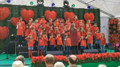 III Festival de Coros Escolares enche Avenida Arriaga de espírito natalícia de 10 a 14 de Dezembro