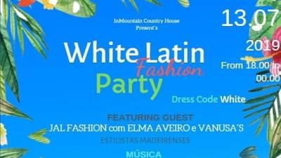 InMountain Country House recebe este sábado 'Whyte Latin Fashion Party'
