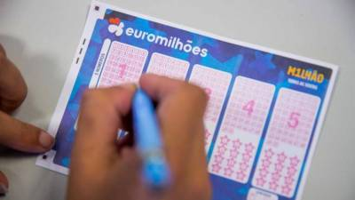 Já é conhecida a chave vencedora do Euromilhões desta sexta-feira