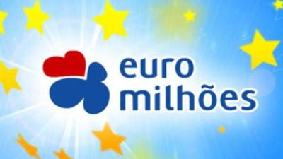 Jackpot de 130 milhões no próximo sorteio do Euromilhões
