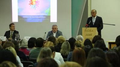 Jorge Carvalho defende a promoção de escolas inclusivas