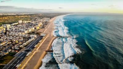 Jovem morre vítima de afogamento numa praia na Costa da Caparica