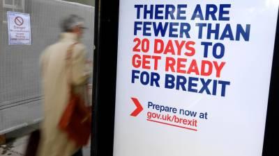 Londres compromete-se a pedir adiamento do 'Brexit' se não houver acordo até sábado