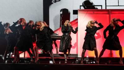 """Madonna começa hoje nova digressão de concertos """"raros e intimistas"""""""