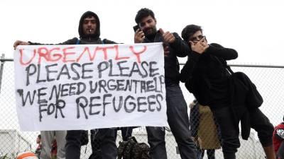 Mais de 15 mil migrantes voltam a casa a partir da Grécia em quase três anos