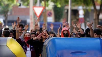 Ministros regionais juntam-se a milhares nas Marchas pela Liberdade na Catalunha
