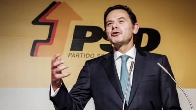 Montenegro diz contar com Rio se for eleito presidente do PSD