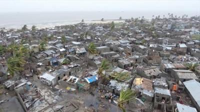 Número de mortos em Moçambique sobe para 217