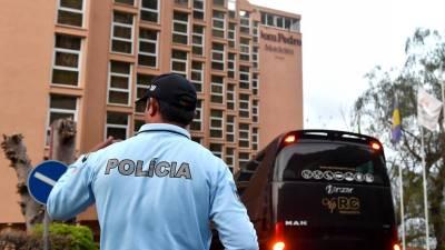 Novo caso positivo na Madeira chegou hoje e coloca passageiros e tripulação em vigilância