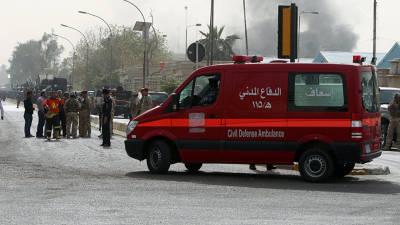 Oito mortos e seis feridos devido a explosão em autocarro no Iraque