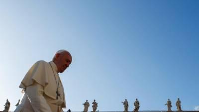 Papa critica acumulação e desperdício no Dia Mundial da Alimentação