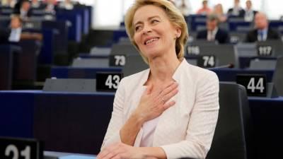 Parlamento Europeu elege Von der Leyen para a presidência da Comissão Europeia