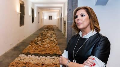 Patrícia Sumares expõe 'O Triunfo da Cegueira'