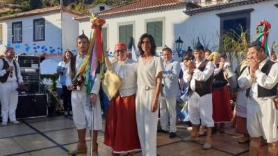 """Paula Cabaço destaca """"contributo"""" dos grupos de folclore em prol do turismo"""
