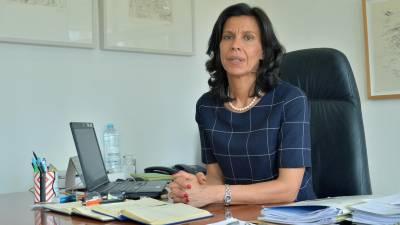 Paula Cabaço já é presidente da Administração dos Portos da Madeira