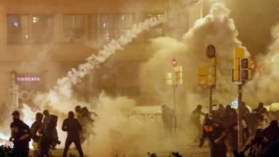 Pelo menos 182 feridos na Catalunha na noite de sexta-feira