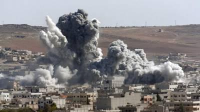 Pelo menos 21 mortos depois de ataques aéreos e de artilharia  do Governo sírio