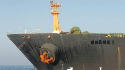 Petroleiro iraniano perseguido pelos EUA altera destino para porto da Turquia
