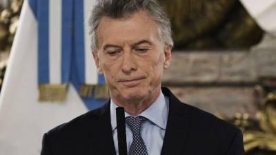 PGR da Argentina abre investigação por espionagem ao ex-PR Mauricio Macri