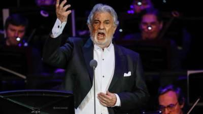 Plácido Domingo desiste de actuar em espectáculo cultural dos Jogos Olímpicos de Tóquio 2020