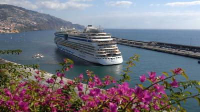 Porto do Funchal vai fazer primeiro 'turnaround' até aos 1.500 passageiros