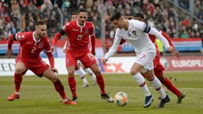 Portugal no pote 3 do sorteio do Euro'2020