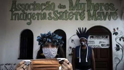 Povos Indígenas do Brasil registam 178 mortes e 1.809 casos de Covid-19