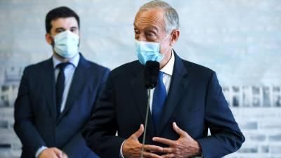 """Presidente da República deseja """"melhor solução possível"""" para continuar a haver """"uma TAP portuguesa"""""""