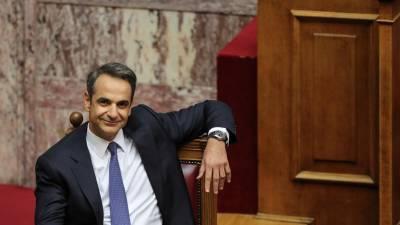 Primeiro-ministro grego tem como prioridade corte de impostos, atracção de emprego e combate ao crime
