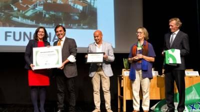 Práticas ambientais do Funchal distinguidas com Bandeira Verde ECO XXI pelo 5º ano seguido