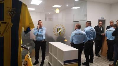 PSP já interveio duas vezes na Assembleia-Geral da SAD do União da Madeira