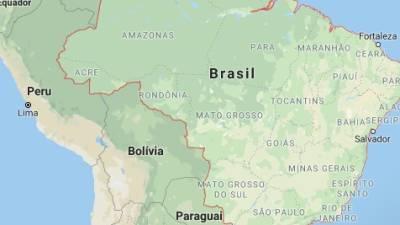 Queda de avião ligeiro causa três mortos no Brasil
