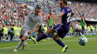 Real Madrid 'tropeça' e cede empate em casa