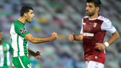 Rio Ave vence Sporting de Braga com golo nos descontos e sobe ao quinto lugar