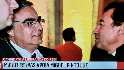 Rui Abreu mandatário de Pinto de Luz