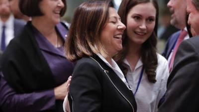 Sanna Marin escolhida para ser próxima primeira-ministra da Finlândia