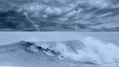 Seis distritos sob aviso vermelho na quinta-feira devido a agitação marítima