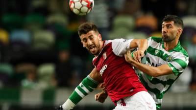 Sporting vence Braga e soma primeira vitória da época