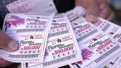 Tabacaria da Penteada vende prémio de 60 mil euros na Lotaria Clássica