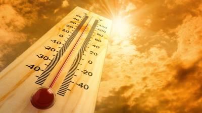Temperatura 'escaldou' no Pico do Areeiro