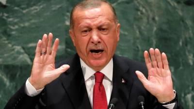 Turquia acusa países ocidentais de tomarem partido de terroristas