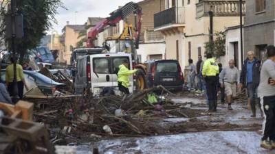 Um menino de 5 anos e um casal desaparecidos depois das inundações em Maiorca