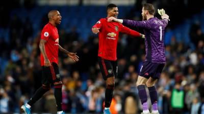 United vence dérbi de Manchester e deixa City a 14 pontos do líder Liverpool
