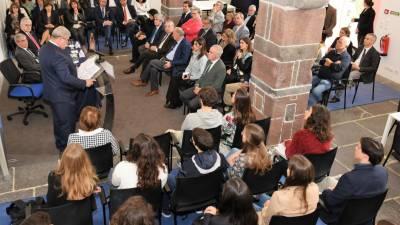 Universidade da Madeira leccionará o 3.º ano do Ciclo Básico de Medicina a partir de 2020/2021