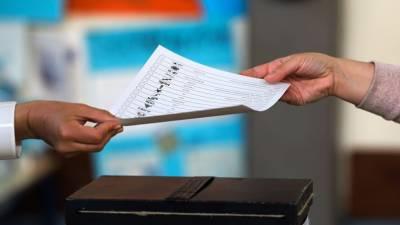 Votação decorre em dia sem chuva com ligeira descida da temperatura na Madeira