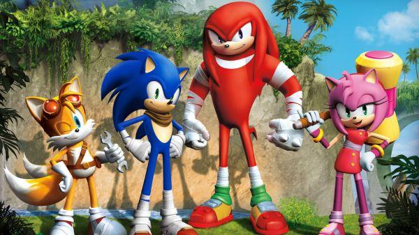 Sony planeia filme sobre Sonic the Hedgehog