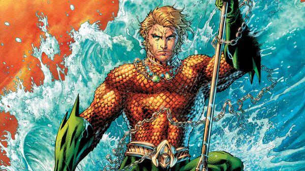 Jason Momoa deverá ser Aquaman no cinema