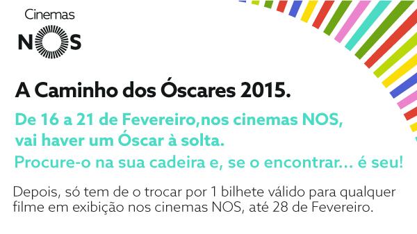 A Caminho dos Óscares 2015